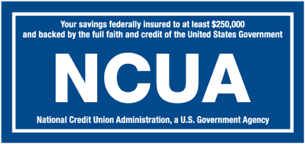 NCUA badge